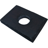 AXLE PAD SUITS 60MM WIDE SPRING