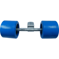 WOBBLE ROLLERS & WOBBLE BRACKET KIT