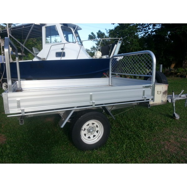 SOLD, TRAILER READY FOR CAPE YORK OFF ROAD TRAILER CAIRNS