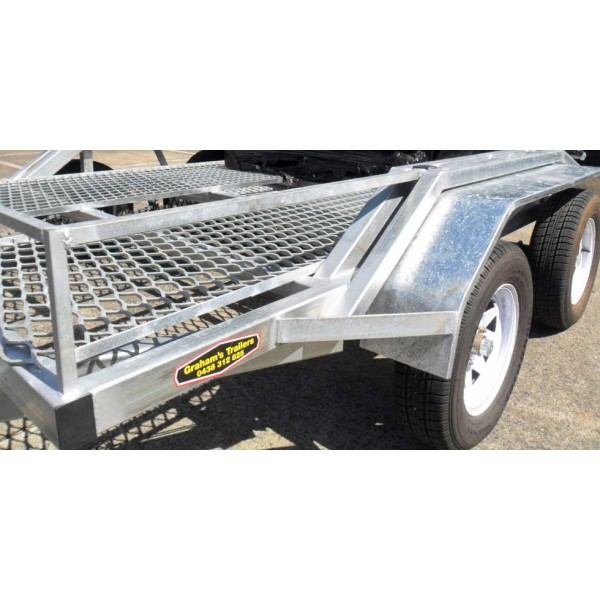 BOX TRAILER, PLANT TRAILER, CUSTOM MADE, TRAILERS, CAIRNS