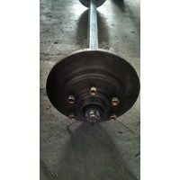 Axle Disc Brake 12 inch 1900kg ratting
